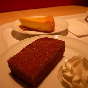 チョコレート&トリュフ、チーズケーキ@IKEA